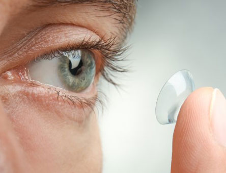 Contact Lens Exams and Fittings