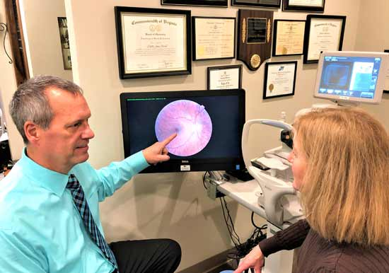 Eye Disease, Infections, and Injury